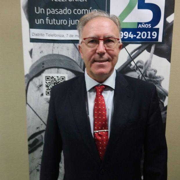 "Santiago González (AGMT): ""Tal vez asociaciones como Mayores Telefónica sean irrepetibles"""