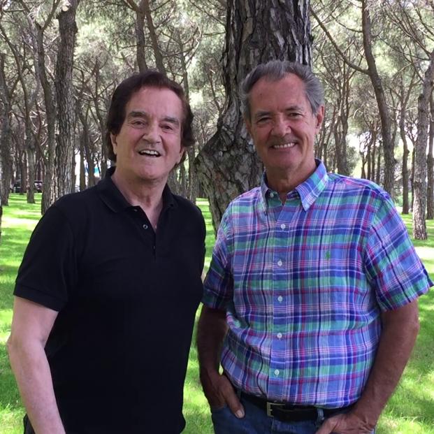 Manolo y Ramón, el Dúo Dinámico