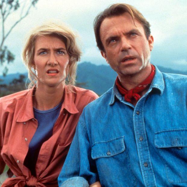 Laura Dern, Jeff Goldblum y Sam Neill regresan al parque en 'Jurassic World 3'