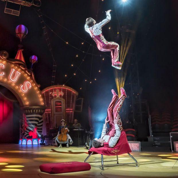 El circo de Emilio Aragón llega en noviembre a Madrid