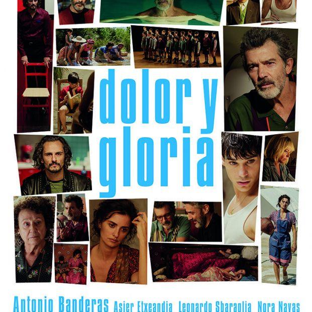 Cartel Dolor y Gloria (Sony Pictures)