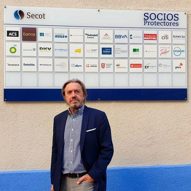 """Inocente Gómez, presidente de SECOT: """"El jubilado debe tomar el protagonismo de su jubilación"""""""