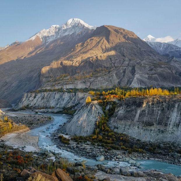 Recorriendo el valle de Hunza en Pakistan: el valle de la eterna juventud