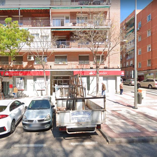 Calle José Hierro, 51, Ciudad Lineal (Madrid)