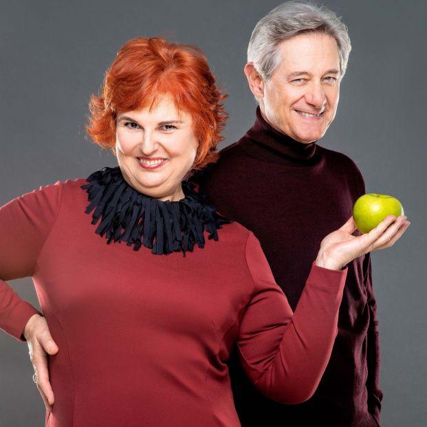 Josema Yuste y Tete Delgado en 'Sé infiel y no mires con quien', que llega al Teatro Amaya de Madrid