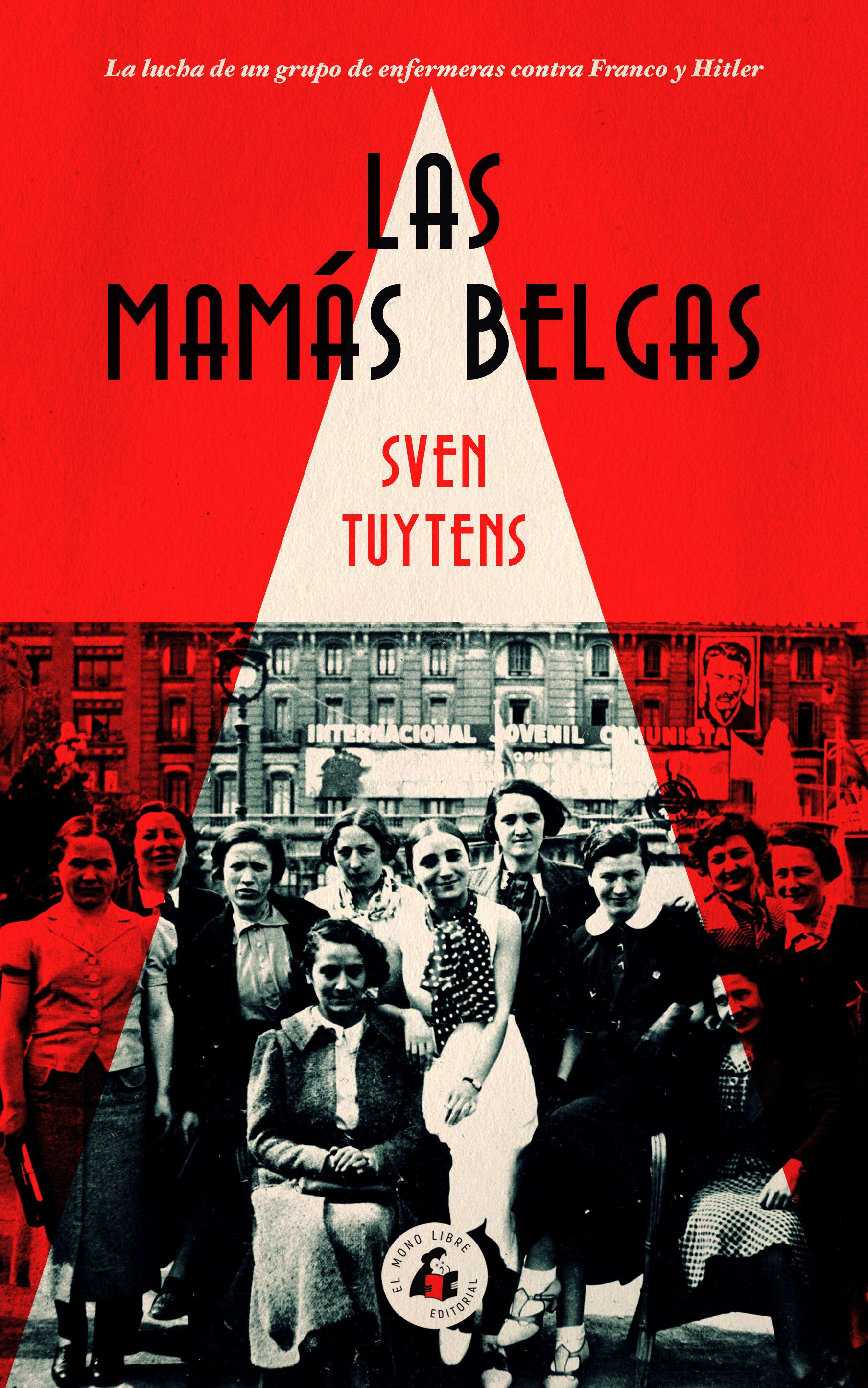 """Adelanto del libro """"Las mamás belgas"""" de Sven Tuytens"""