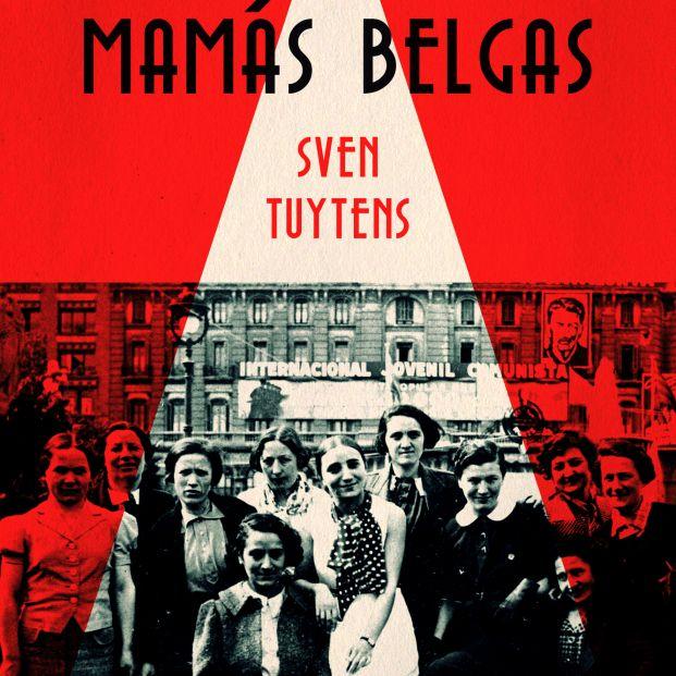 Adelanto del libro 'Las mamás belgas' de Sven Tuytens