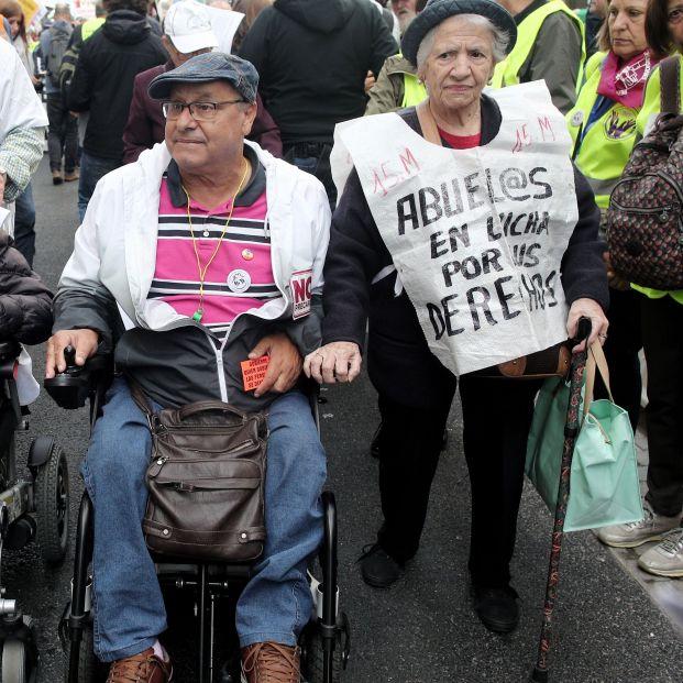 Es muy necesario hablar más de los problemas de las personas mayores