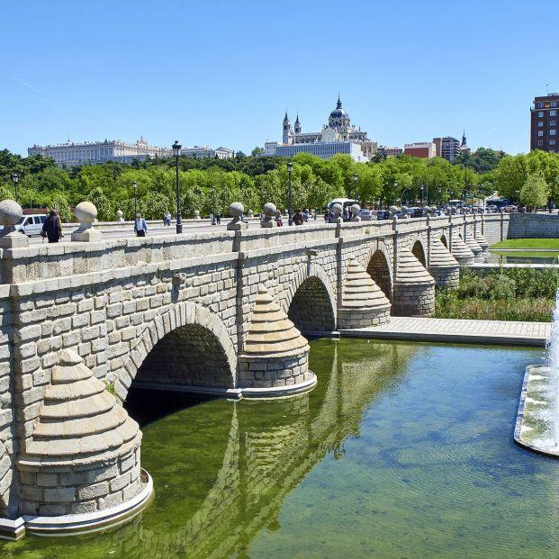 La ruta verde por Madrid Río nos acerca a puntos emblemáticos de la capital