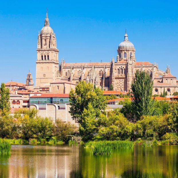 Ruta por los monumentos de Salamanca para mayores