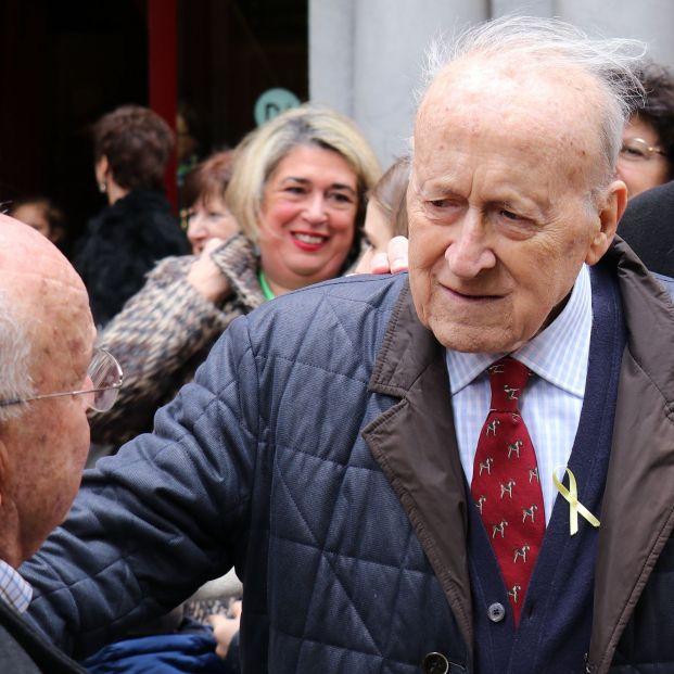 Muere Xabier Arzalluz a los 86 años
