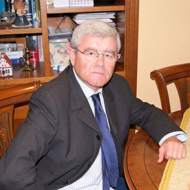 Vicente Sanz, presidente de CONJUPES. Los mayores ven necesario abrir las aulas