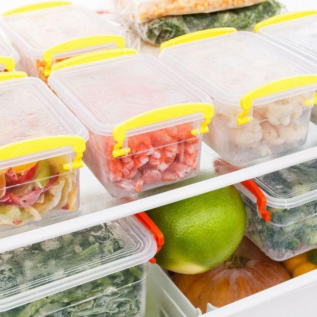 Alimentos congelados (Bigstock)