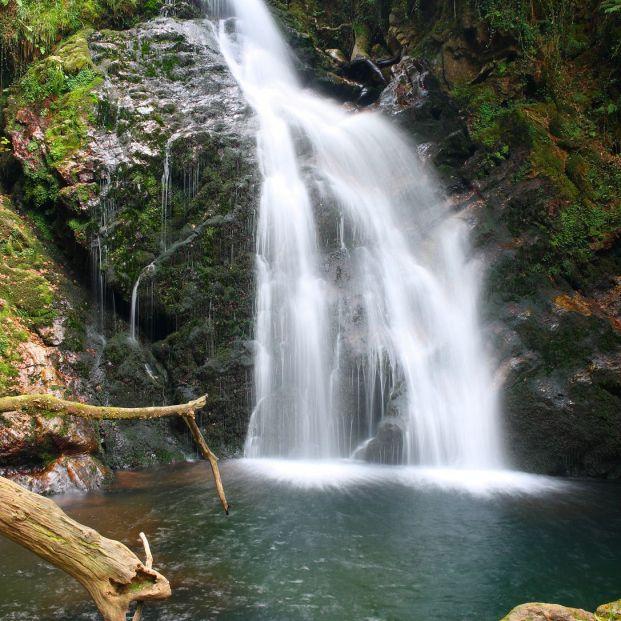 Valle Baztan Waterfall