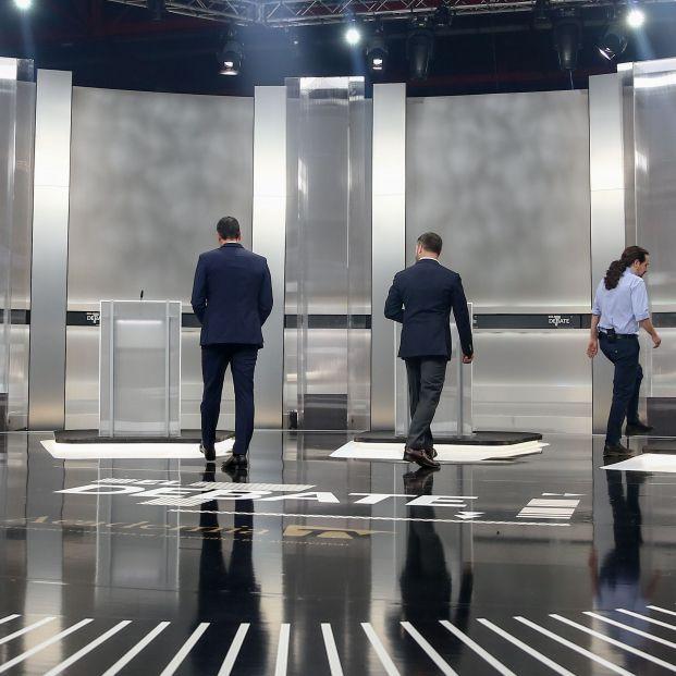 Debate Electoral: el anunciante, el clásico, el protagonista, el reverendo y el condenado