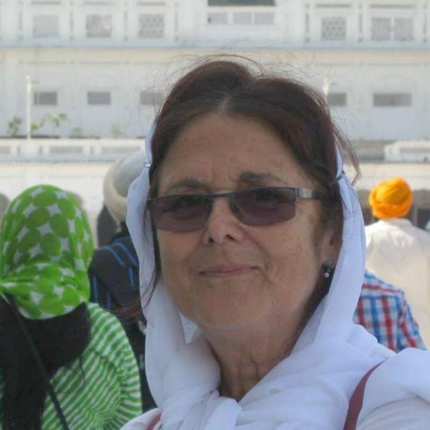 Nuria Vidal, de profesora en Sitges a cooperante en la India