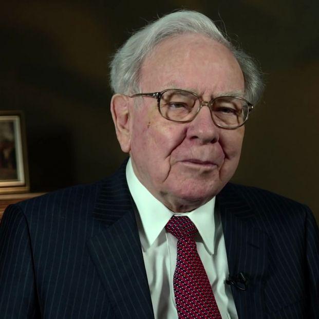 Warren Buffet, maestro de las finanzas (Wikimedia Commons)