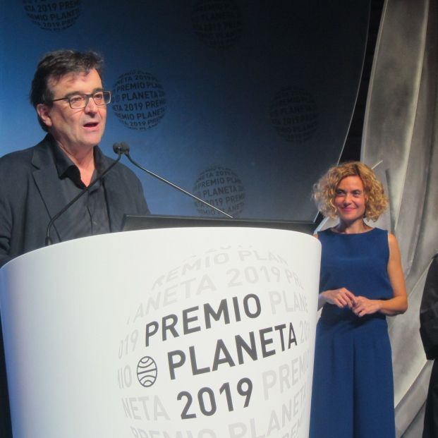 """Javier Cercas, ganador del Premio Planeta con 'Terra Alta': """"Repetirse es la muerte de un escritor"""""""