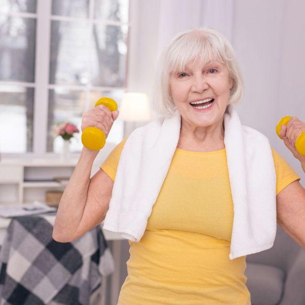 Consejos para que los mayores potencien las endorfinas, las hormonas de la felicidad