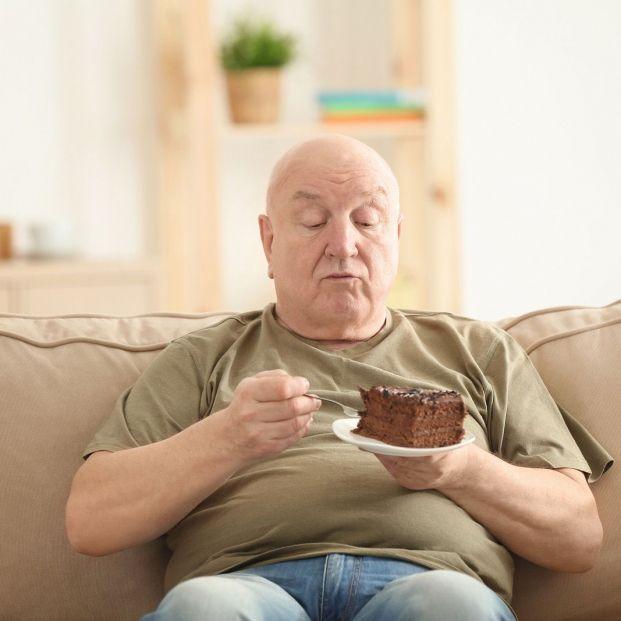 Estos son los factores que favorecen la aparición de obesidad sarcopénica en los mayores