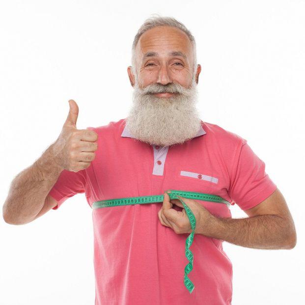 Esto es lo que pueden hacer los mayores para adelgazar mucho sin esfuerzo