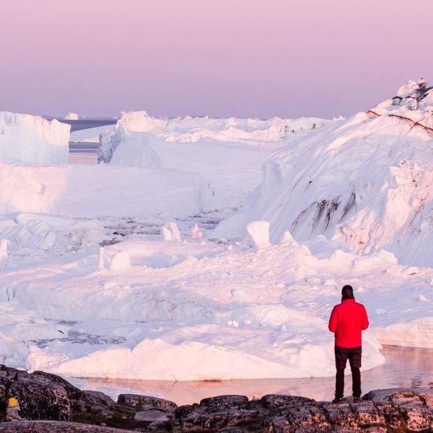 Demuestran que mirar escenas de realidad virtual del Ártico ayuda a aliviar el dolor