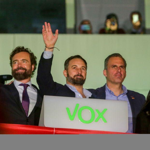 Resultados elecciones 10N: Vox se dispara, el PSOE gana (pero no suma), el PP sube  y Cs se hunde