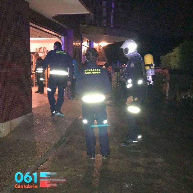 Fallece una mujer de 77 años por posible inhalación de monóxido de carbono en Ceceñas (Cantabria)
