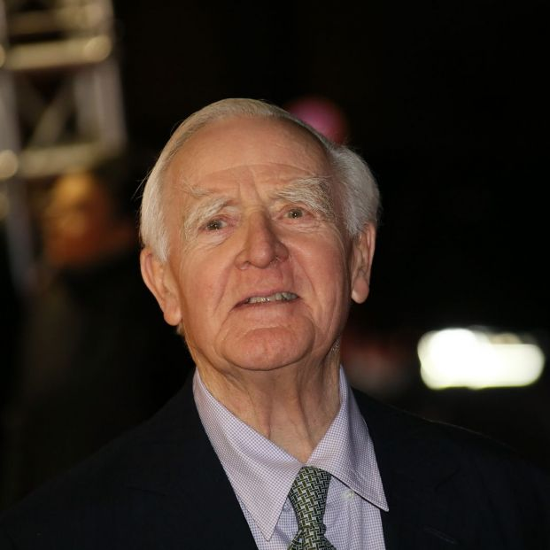 John Le Carré, el espía incansable (Bigstock)