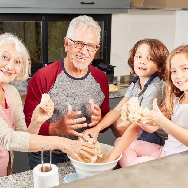 Ideas para pasar un fin de semana muy entretenido con tus nietos