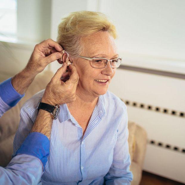 aplicaciones problemas de audición