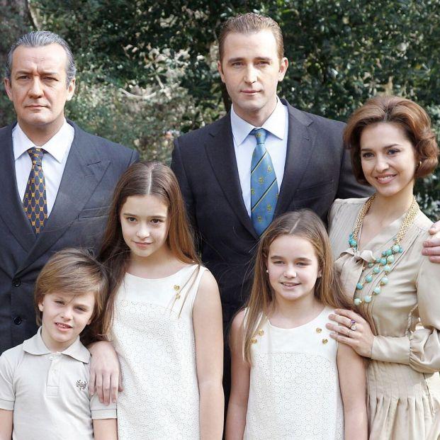 Las miniseries españolas más populares basadas en personajes reales: 'El Rey'