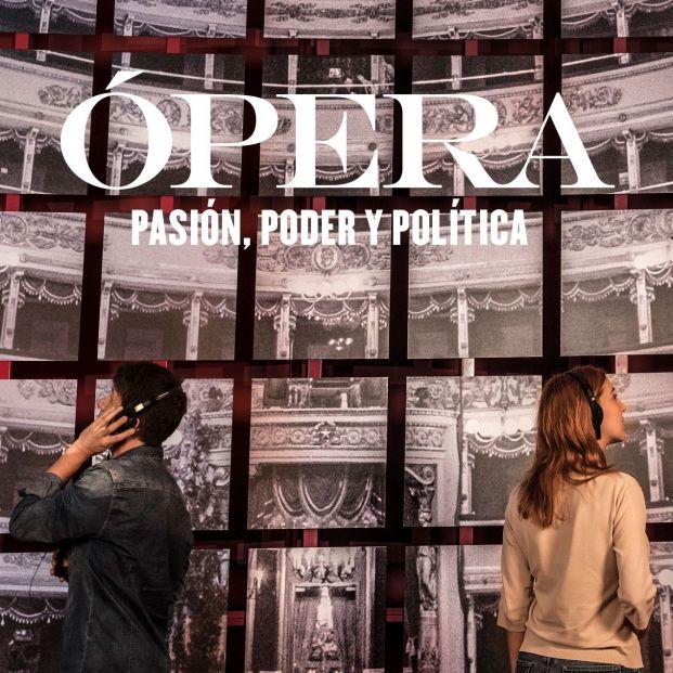 La exposición 'Ópera. Pasión, poder y política'