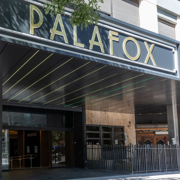 El nuevo Cine Yelmo Luxury Palafox