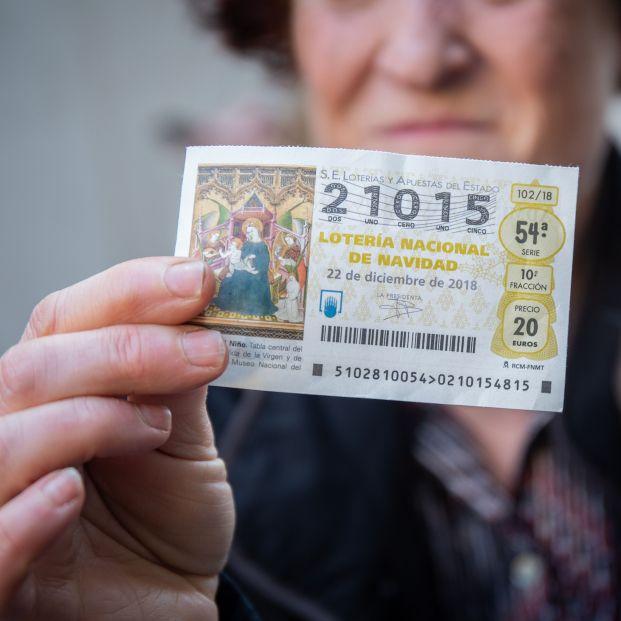 7,5 millones de personas mayores de 65 años juegan en el sorteo de la Lotería de Navidad