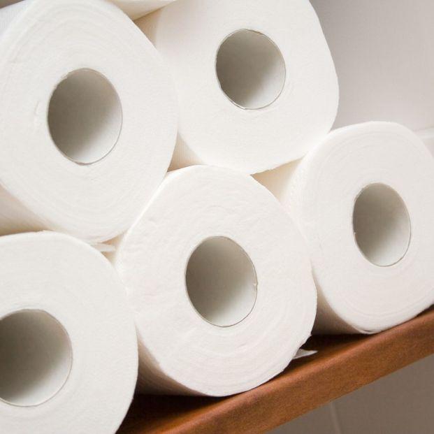 El ingenioso truco para hacer que el papel higiénico dure más Foto: bigstock