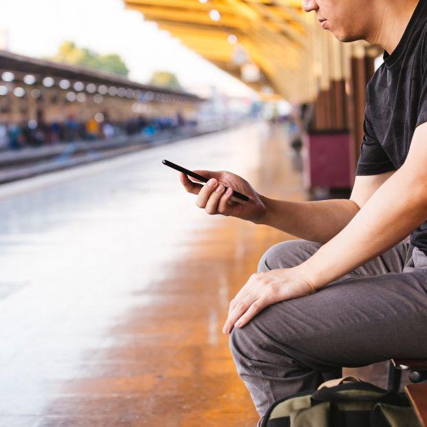 Apps de transporte público en Madrid (Bigstock)