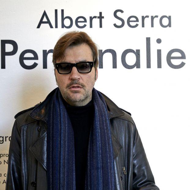 Albert Serra en la presentación de 'Personalien' (Museo Reina Sofía)