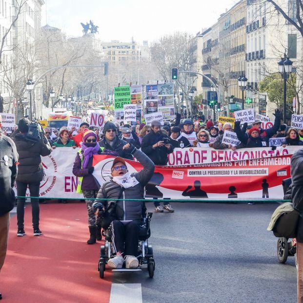 La Coordinadora Estatal por el Sistema Público de Pensiones convoca manifestaciones para el día 11