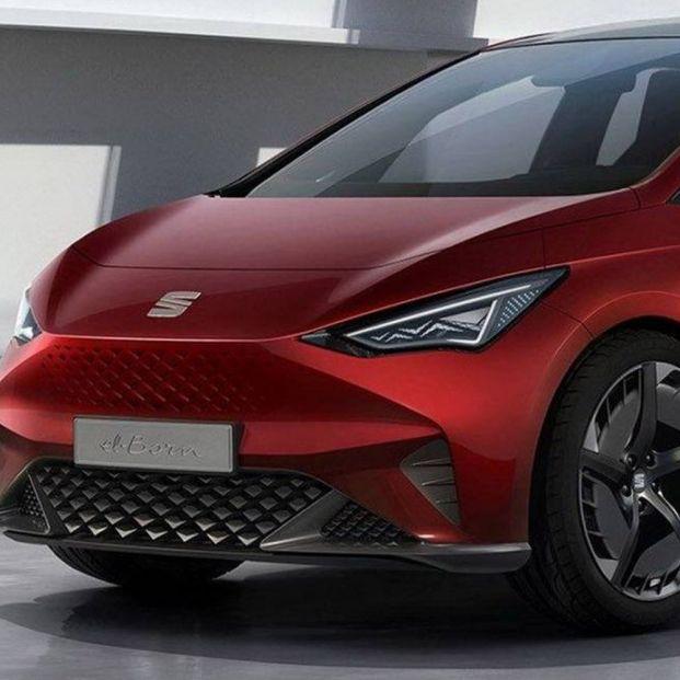 El primer vehículo 100% eléctrico de Seat se llama El-Born