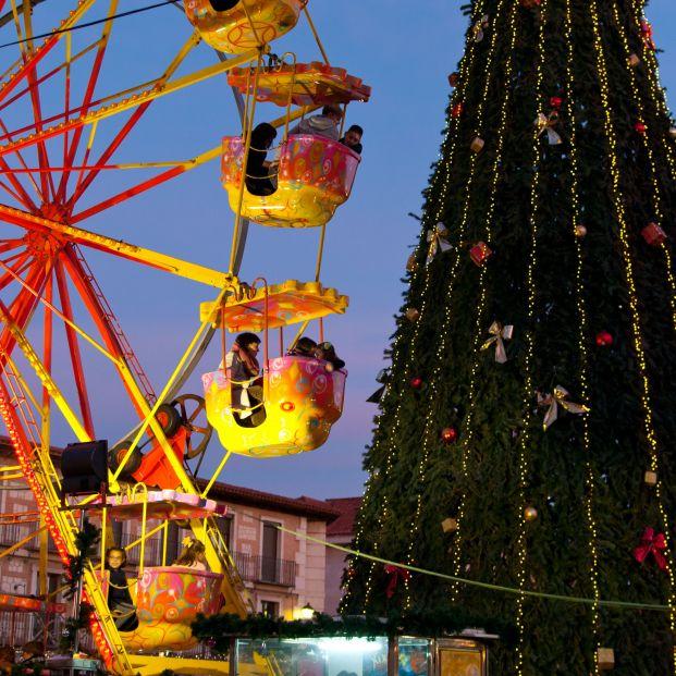 El mercadillo más grande de Navidad está en Madrid