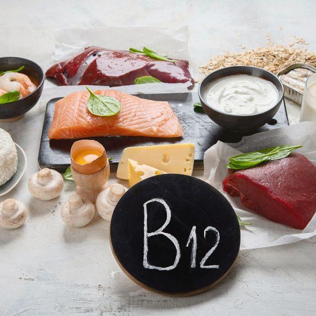 Causas y síntomas deficiencia vitamina B12
