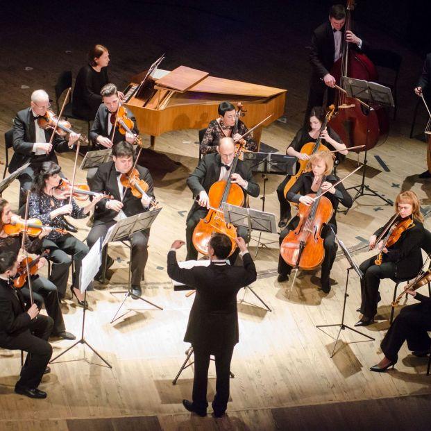 Mejores conciertos orquestales de diciembre