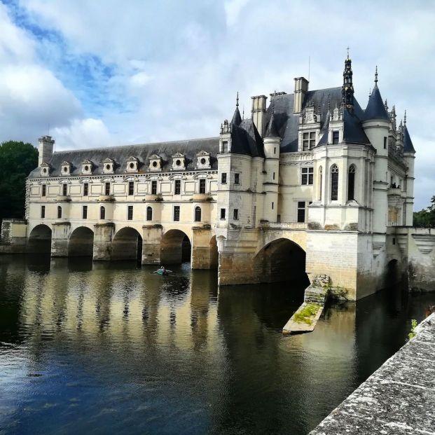 En caravanas por los castillos del Loira (Carlos Losada)