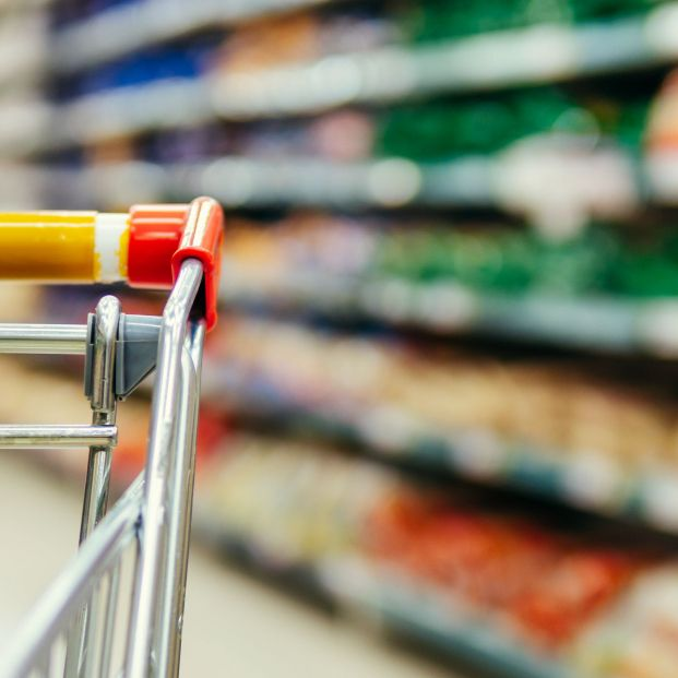 Supermercados, compra