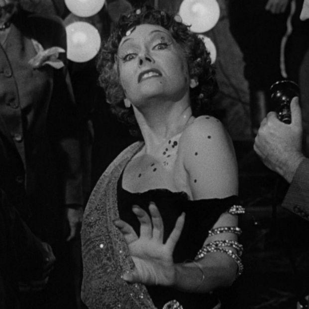 Personajes de reparto que pasaron a la historia del cine: Gloria Swanson en 'Sunset Boulevard' (1950) (Paramount Pictures)
