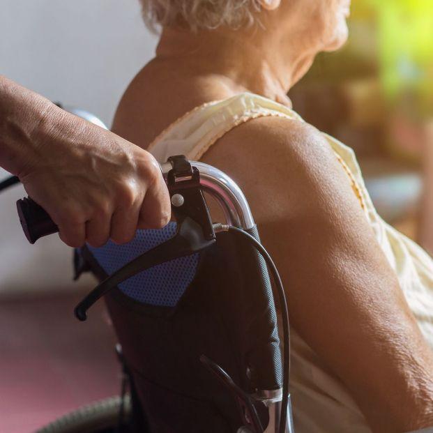 bigstock Asian Senior Or Elderly Old La 257125255