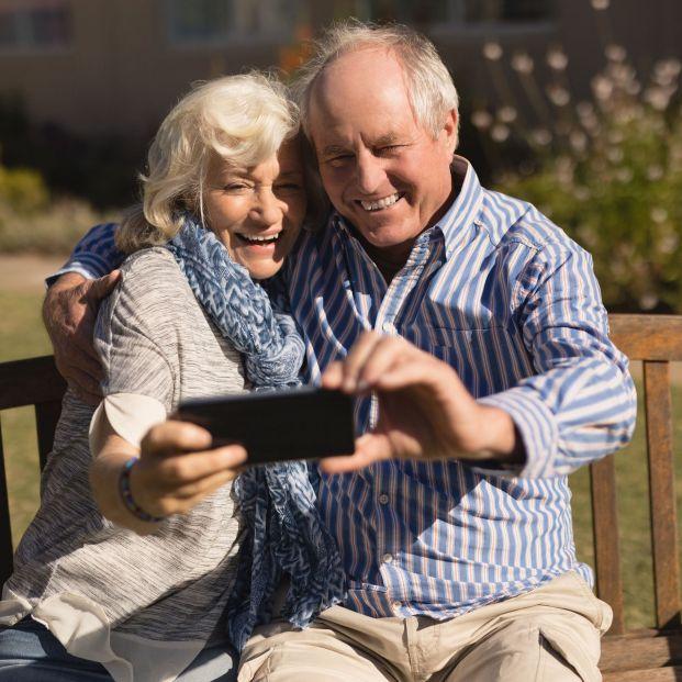 El número de mayores de 64 años ha aumentado en España un 131% en las últimas cuatro décadas