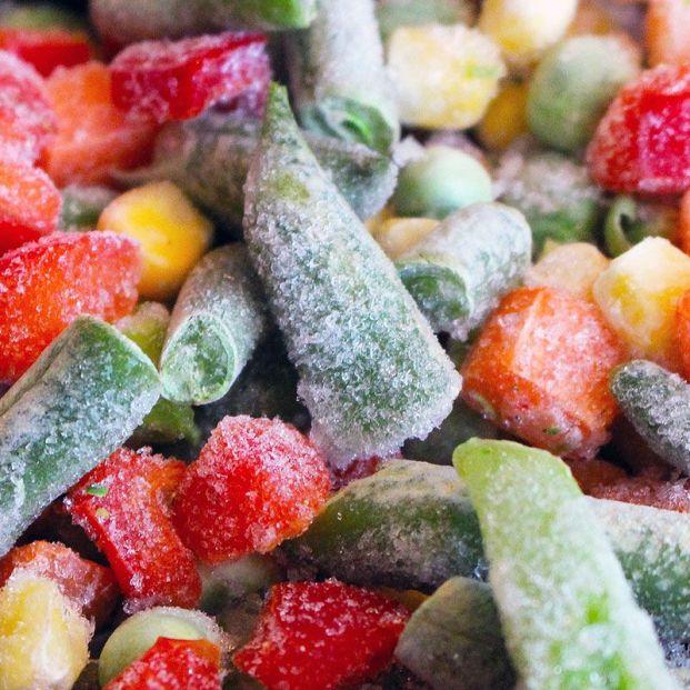 Alimentos que nunca deberías congelar