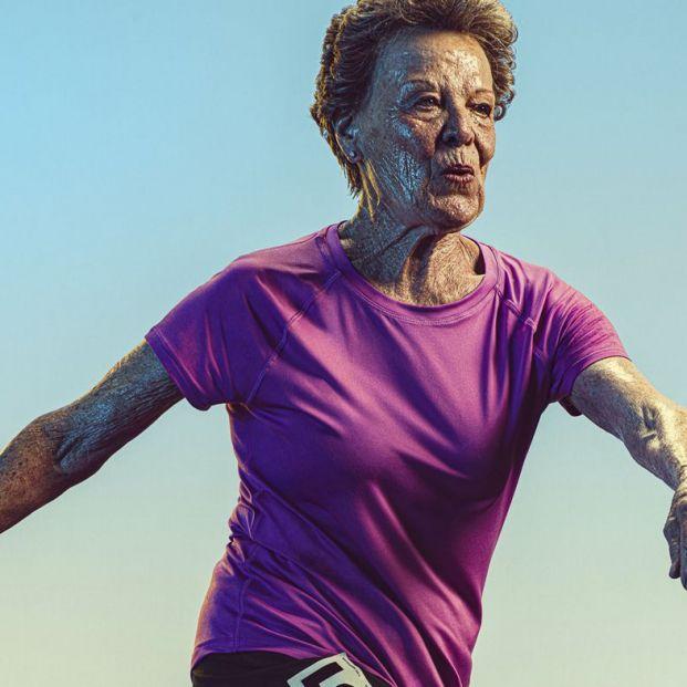 Las inspiradoras fotografías de los JJOO para mayores